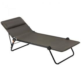 Lafuma Mobilier Sunside Camping lounger Batyline Duo groen/zwart